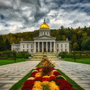 Vermont USA,